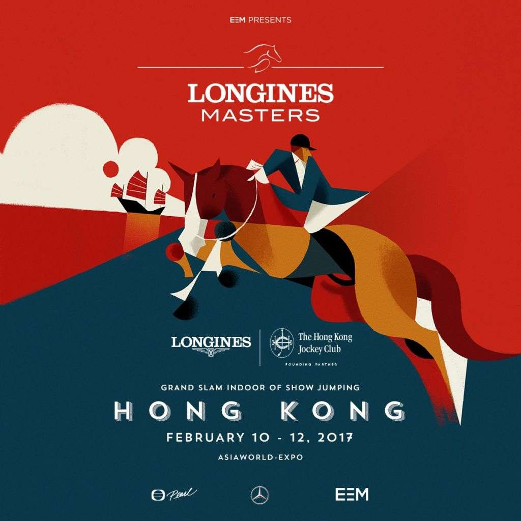 Longines Master of Hong Kong 2017