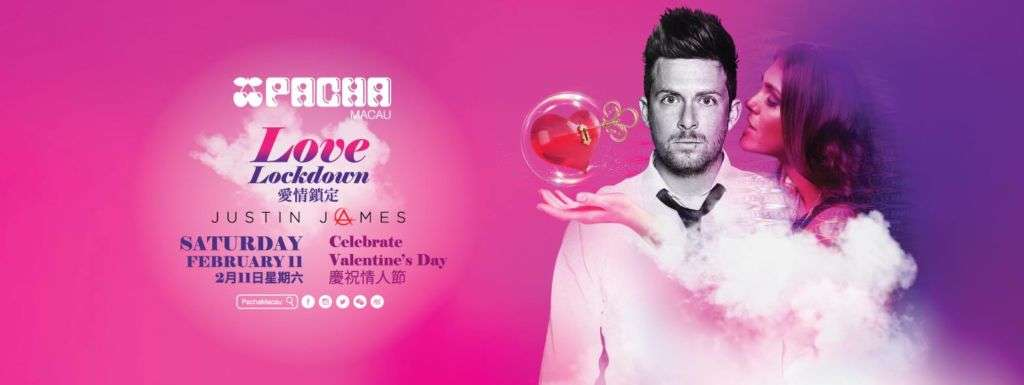 Love Lockdown at Pacha Macau