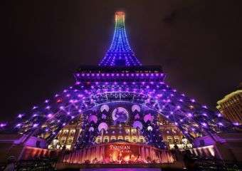Parisian CNY Grand Illumination Show 2