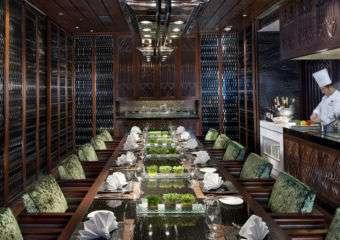 Photo – Mandarin Oriental, Macau – Vida Rica Restaurant 澳門文華東方酒店御苑餐廳 Chef's Table