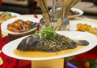 Sofitel at Ponte 16 Le Chinois CNY menu14
