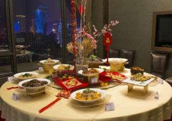 Sofitel at Ponte 16 Le Chinois CNY menu17