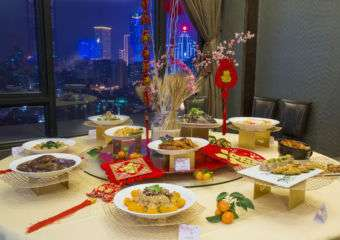 Sofitel at Ponte 16 Le Chinois CNY menu20