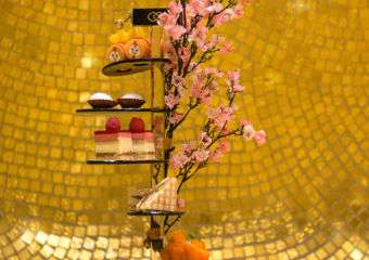 Rendezvous Lobby Bar. Afternoon tea at Sofitel Macau At Ponte 16