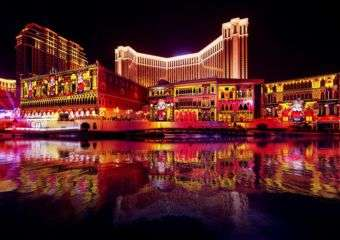 Venetian CNY 3D Mapping Show 1