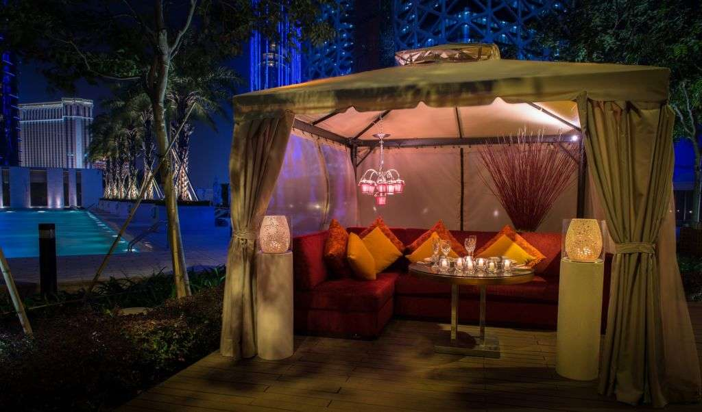 Grand Hyatt Macau Valentine's Day Lovers' Cabana 01
