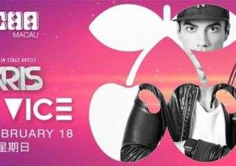 Miami Vice at Pacha Macau