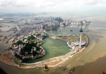 Nam Van Square Gabinete de Comunicacao Social Macau