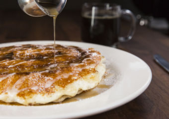 The Cheesecake Factory_Cinnamon Roll Pancakes
