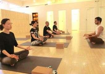 Yoga Light class