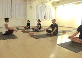 Yoga Light session