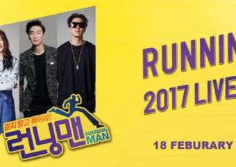 Running Man 2017