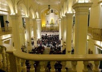 St. Dominic's Church 澳門樂團 復活節音樂會─德意志安魂曲