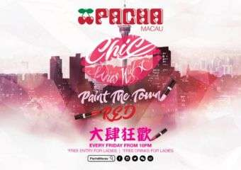 Chic Ladies Night Pacha Macau