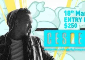 Club Cubic presents Cesqeaux