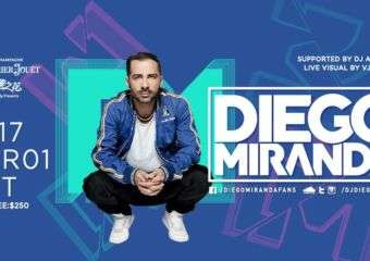 Club Cubic presents Diego Miranda