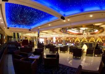 Crystal Lounge & Deli Interior 2