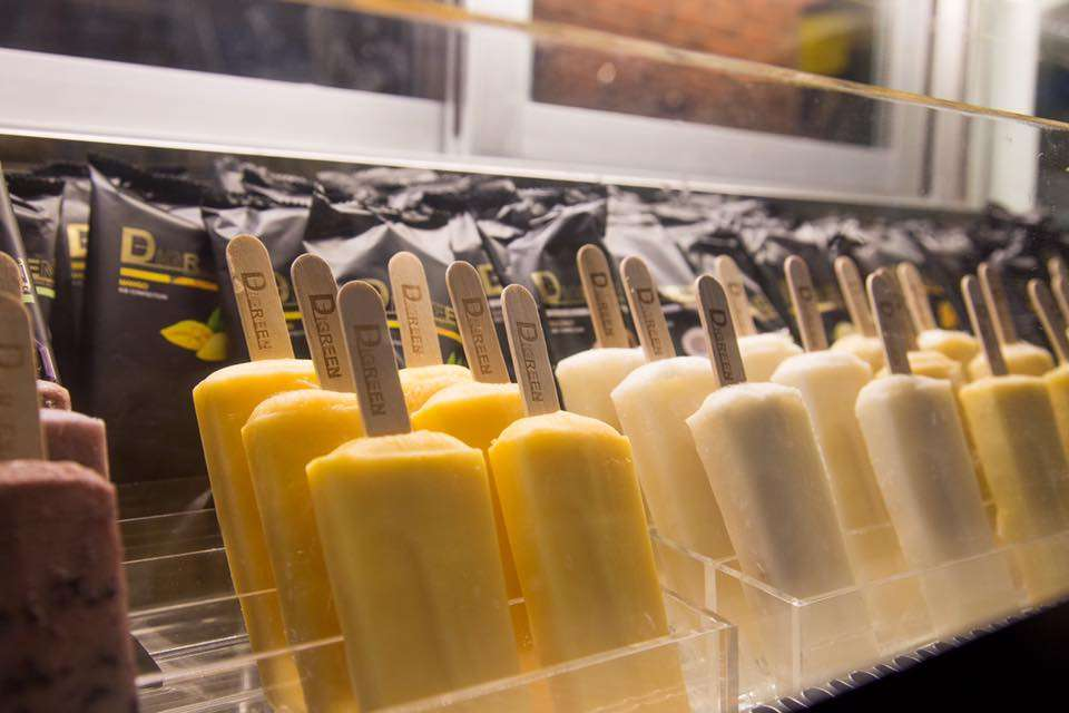 Macau's best ice cream Digreen Sticks