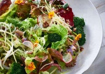 Galaxy Cha Bei Salad