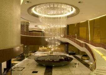 Grand Lisboa Hotel Lobby