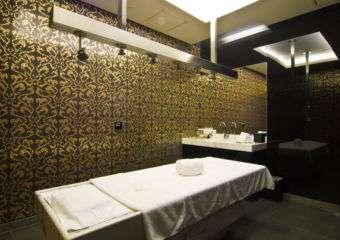 Grand lisboa Clarins Vichy Shower