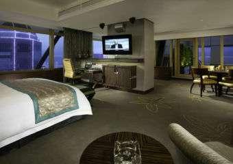 Grand lisboa Deluxe Corner Room