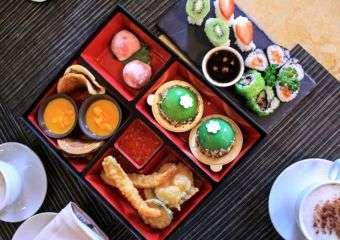 Japanese Tea Set at Sofitel Macau 3