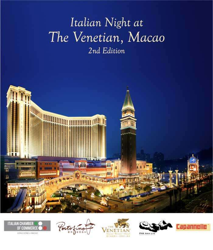 Italian Night at Venetian Macao