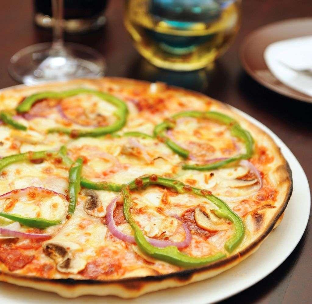 La Cucina Macau Napolitan Pizza