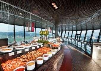 Macau Tower 360 cafe 1