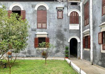 Mandarin House Interior Garden Full View Macau Lifestyle