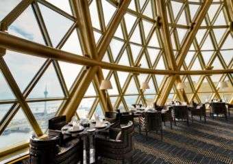 Macau Restaurants With a View