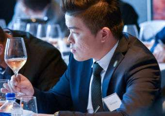 Mr. Han Yew Kong, Chief Sommelier of Galaxy Macau