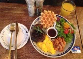 TOFF all day breakfast