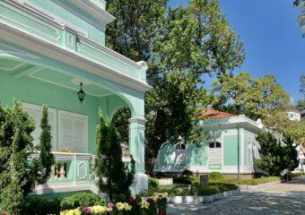 Taipa Houses Museum Taipa Village Exterior Two Houses Macau Lifestyle Credits Leonor Sa Machado