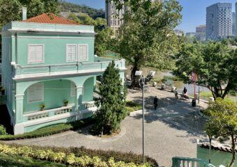 Taipa Houses Museum Taipa Village spring outdoor spots Macau