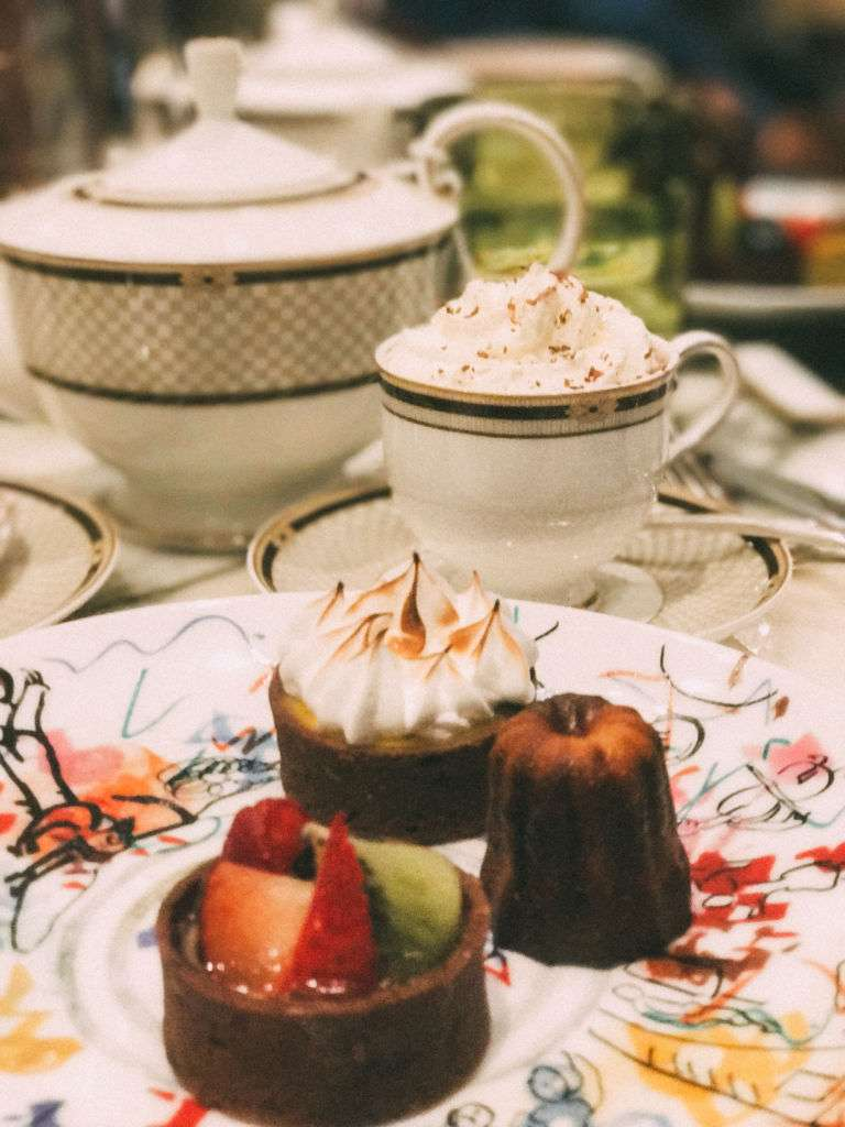 The Ritz-Carlton Cafe – French Afternoon Tea Buffet 1