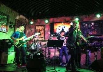 The Roadhouse Dreamcast band
