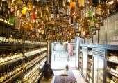 Interior photo of Beer Temple Macau Ceiling
