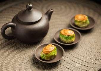 Pearl Dragon teapot