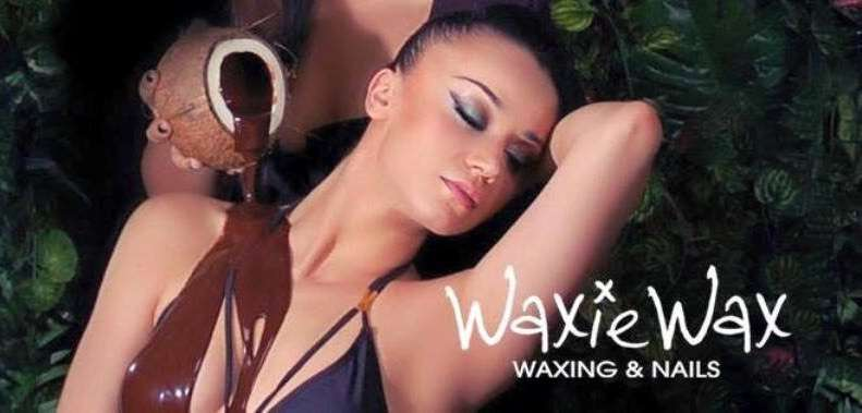 Chocolate wax at WaxieWax Nail and Beauty