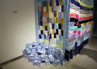 Exhibition Artwork Wall at Rui Cunha Foundation Photo Credits Foundation