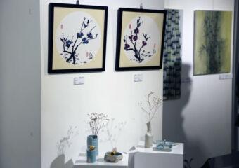 Exhibition Wall at Rui Cunha Foundation Photo Credits Foundation