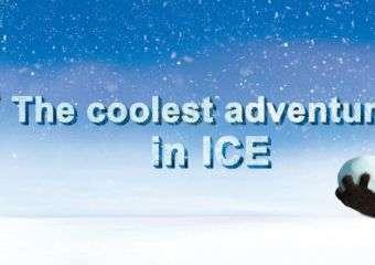 Kung FU panda Adventure Ice World