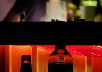 Live Music Association LMA Interior Bar Blurred Macau Lifestyle