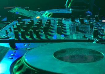 Live Music Association LMA Mixing Table Person Macau Lifestyle
