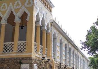 Moorish Barracks 3