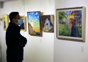 Paintings Exhibition at Rui Cunha Foundation Photo Credits Foundation