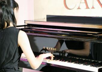 Piano Performance at Rui Cunha Foundation Photo Credits Foundation