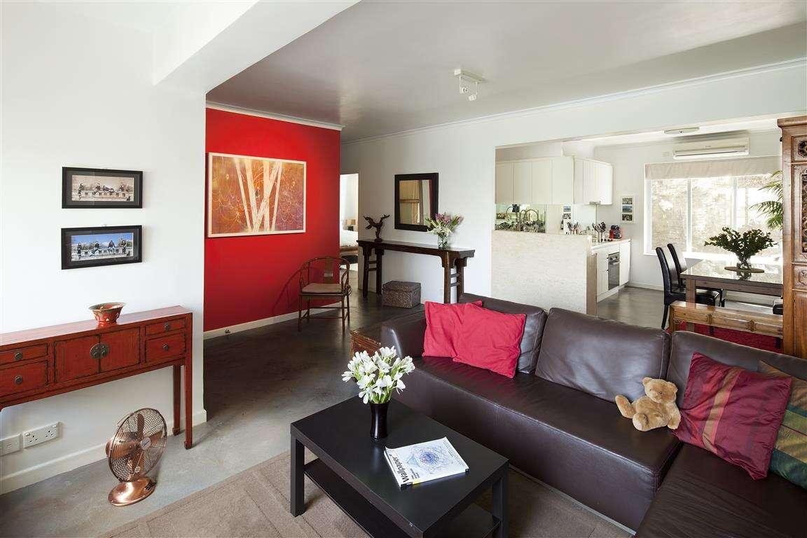 A living room in apartment around Sai Van Lake in Macau.